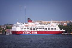 Viking Line Fotografering för Bildbyråer