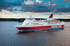Viking Line Amorella Royalty Free Stock Photo