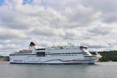 Viking Line Cinderella Image libre de droits