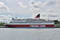 Viking Line Gabriella Foto de Stock Royalty Free