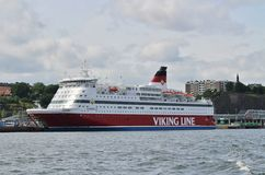 Viking Line Gabriella Stock Photo