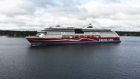Viking Line Grace Lizenzfreie Stockbilder