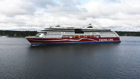 Viking Line Grace Royalty Free Stock Images