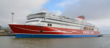 Viking Line Stock Photography
