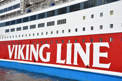 Viking Line Stock Photo