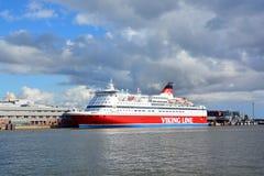 Viking Line Royalty Free Stock Photography