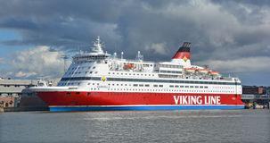 Viking Line Stock Image