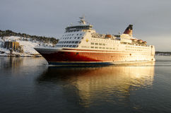 Viking Line - MS Isabella Royalty Free Stock Photos