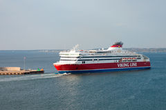 Viking Line XPRS Royalty Free Stock Images
