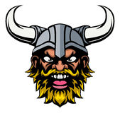 Viking Mascot Stock Image