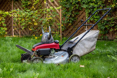Viking mower Royalty Free Stock Photos