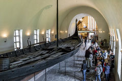 Viking Museum à Oslo image stock