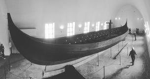 Viking-Museum Lizenzfreies Stockbild