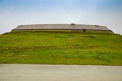 Viking Museum chez Borg, îles de Lofoten, Norvège images libres de droits