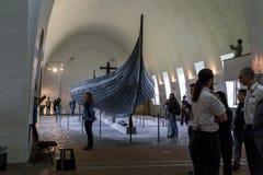 Viking Museum in Oslo Stock Image