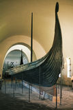 Viking museum Royalty Free Stock Photo