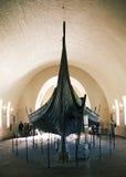 Viking museum Stock Photos