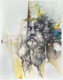 Viking pasado Fotografía de archivo libre de regalías
