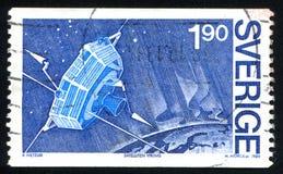 Viking Satellite fotografie stock libere da diritti