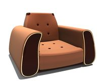 Viking seat Royalty Free Stock Photos