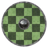 Viking shield Royalty Free Stock Photo
