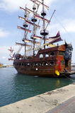 Viking Ship Fotografie Stock Libere da Diritti