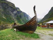 Viking Ship Fotografía de archivo libre de regalías