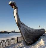 viking ship Royalty Free Stock Photo