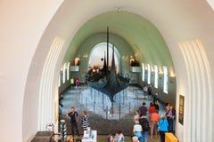 Viking Ship Museum Oslo Arkivbilder
