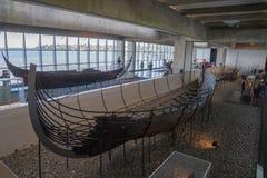 Viking ship Stock Images