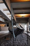 Viking ship museum in Roskilde, Denmark Stock Images