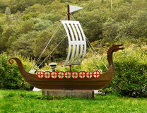 Viking Ship Royalty Free Stock Photography