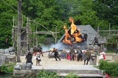 Viking Show images libres de droits