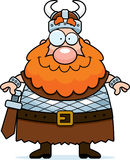 Viking Smiling Royalty Free Stock Photo