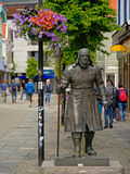 Viking statue, Stavanger Royalty Free Stock Photo
