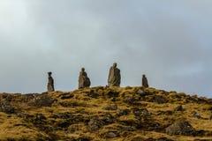Viking Stonework Lizenzfreie Stockbilder