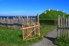 Viking ugoda Fotografia Stock