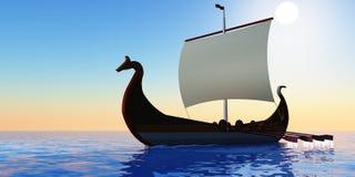 Viking Voyage Stock Images