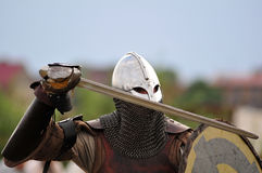 Viking warrior Stock Photos