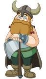 Viking Warrior Imagem de Stock