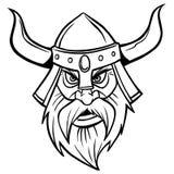 Viking Warrior Illustration Photo libre de droits