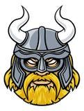 Viking Warrior maskot Royaltyfria Foton