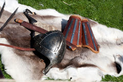 Viking weapon Stock Photography