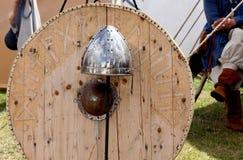 Viking weaponry. Stock Photography