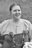 Viking woman Stock Photo
