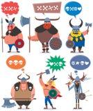 Vikingar Arkivbilder