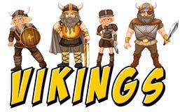 vikingen Royalty-vrije Stock Foto's