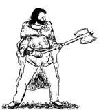 Vikingo Foto de archivo libre de regalías