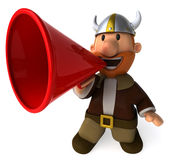 Vikingo Imagen de archivo