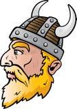 Vikingo Imagen de archivo libre de regalías